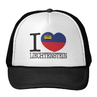 Liechtenstein Love v2 Trucker Hat
