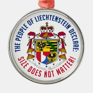 Liechtenstein ornament