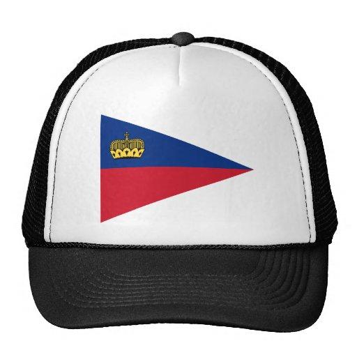 Liechtenstein Pennant, Liechtenstein Trucker Hat