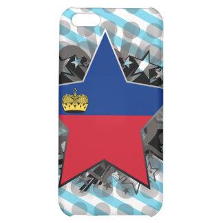 Liechtenstein Star Case For iPhone 5C