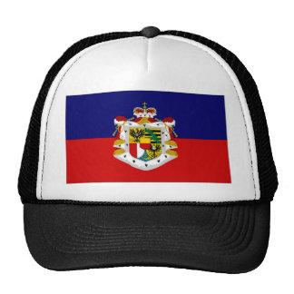 Liechtenstein State Flag Trucker Hat