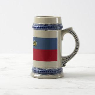 Liechtenstein Stein Jarra De Cerveza