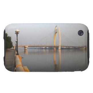 Liede Bridge Over Pearl River iPhone 3 Tough Case