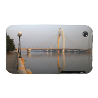 Liede Bridge Over Pearl River iPhone 3 Covers