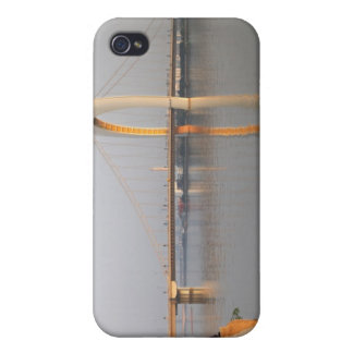 Liede Bridge Over Pearl River Case For iPhone 4