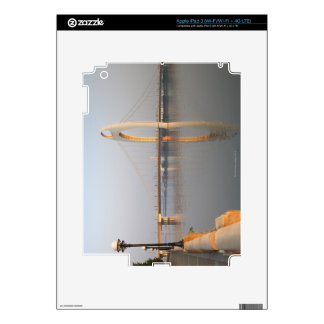 Liede Bridge Over Pearl River iPad 3 Skins