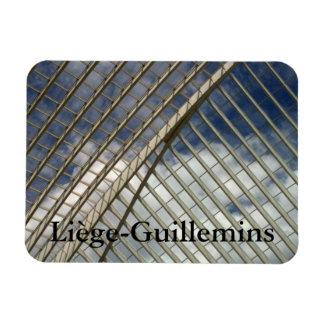 Liège-Guillemins railway station Magnet