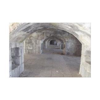 Lienzo Envuelto Monumentos Lona Envuelta Para Galerias