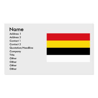 Lierde Belgium Business Card Templates