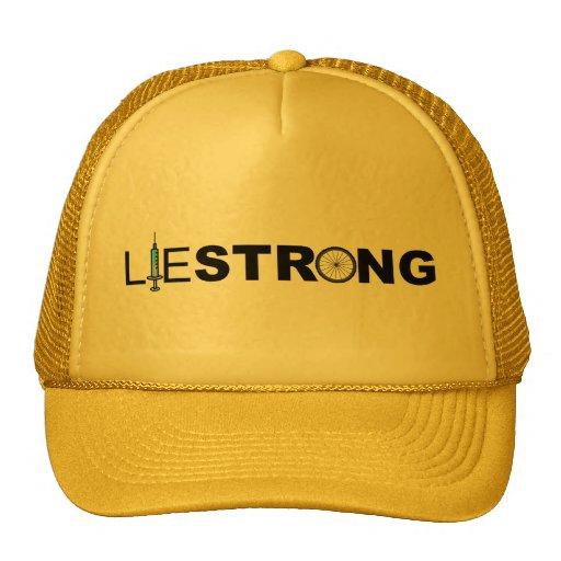 LIESTRONG - GORROS