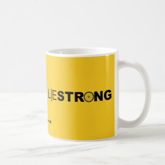 LIESTRONG - Lance Armstrong Taza De Café