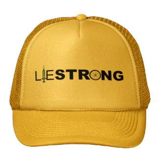 LIESTRONG -   MESH HATS