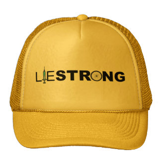 LIESTRONG -   TRUCKER HAT