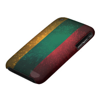 Lietuva; Lietuvos vėliava Case-Mate iPhone 3 Cases