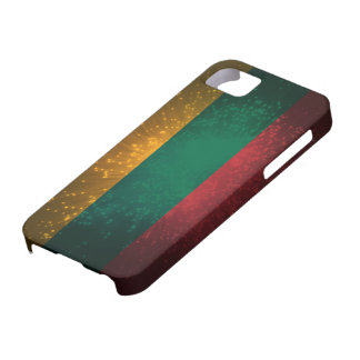 Lietuva; Lietuvos vėliava iPhone SE/5/5s Case