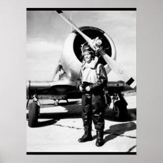 Lieut. (j.g.) Robert Taylor, USNR_War image Poster