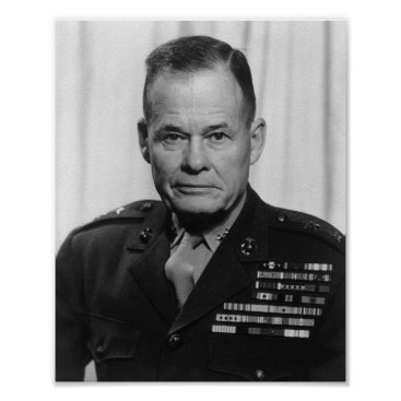 Lieutenant General Lewis Chesty Puller Poster