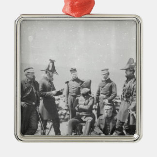 Lieutenant General Sir George Brown G.C.B Metal Ornament
