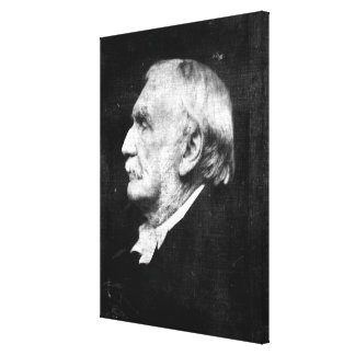 Lieutenant-General Sir Richard Strachey Canvas Print