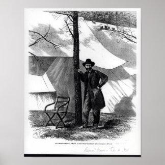 Lieutenant General Ulysses S. Grant Poster