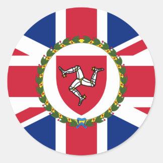 Lieutenant Governor Of The Isle Of Man, Ireland Sticker