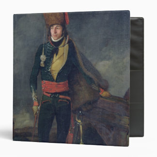 Lieutenant of the 8th Hussars 3 Ring Binder