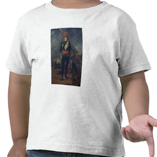 Lieutenant of the 8th Hussars Shirts