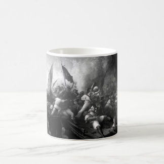Lieutenant Stephen Decatur and Midshipman Thomas M Coffee Mug