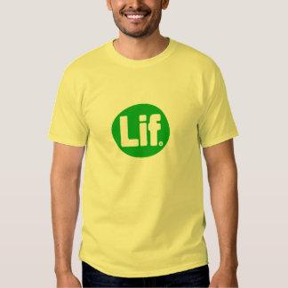 Lif. Rustic. Circle. Tee Shirt