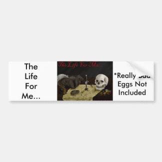 Life4MePirateBumperSticker Bumper Sticker