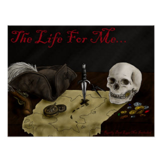 Life4MePiratePoster Poster
