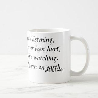 Life advice on a mug