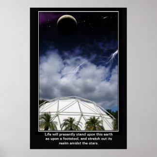 Life Among the Terraformers Poster