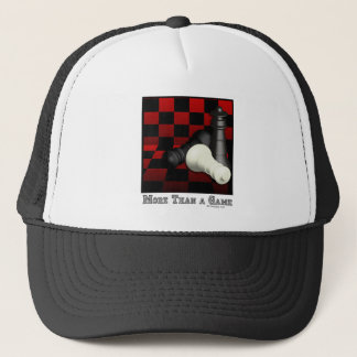 Life and Chess Trucker Hat