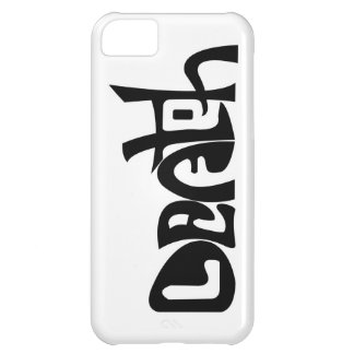 Life and Death Cover For iPhone 5C