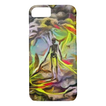 Life and Death iPhone 8/7 Case