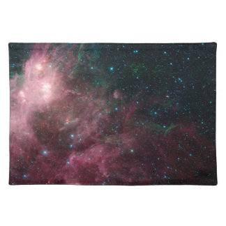 Life and Death Intermingled Cloth Placemat