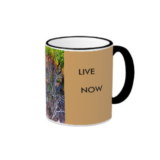 LIFE AND DEATH RINGER COFFEE MUG