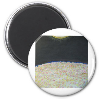 Life and the Void 2 Inch Round Magnet