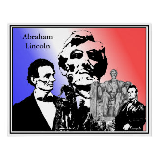 Life and times of Abraham Lincoln. Poster