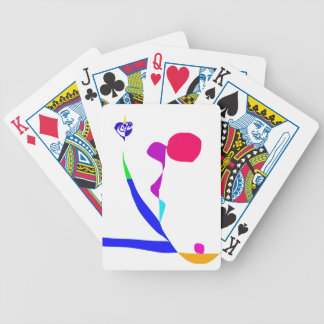 Life and Universe Bicycle Playing Cards