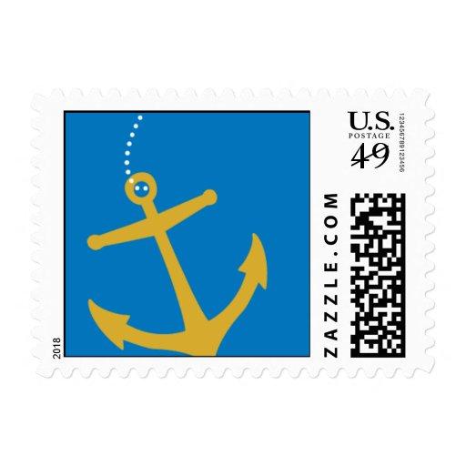 Life Aquatic Stamps