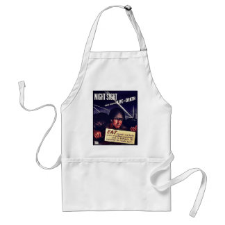 Life Are Death Adult Apron