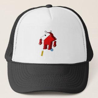 LIFE ARK ROBOT TRUCKER HAT