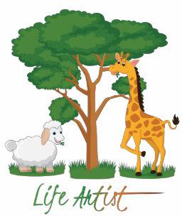 Laughing Giraffe Clothing | Zazzle