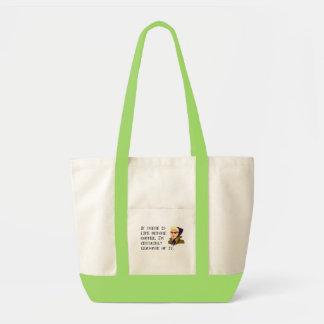 Life Before Coffee Tote Bag