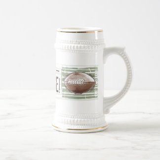 Life Begins At The Line Of Scrimmage! Mug