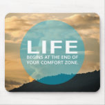 Life Begins Mouse Pad