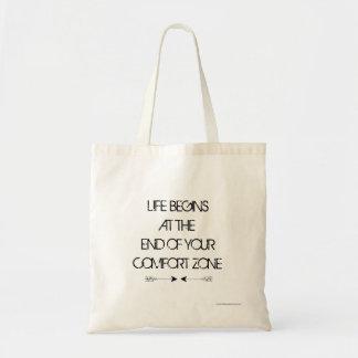 Life Begins Tote Bag