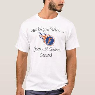 Life Begins When... T-Shirt
